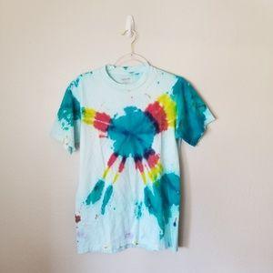 Classic Tie-Dye T-Shirt M - Kirkland